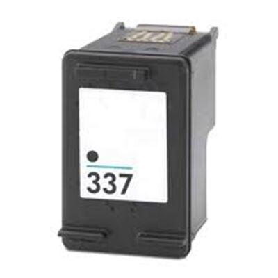 HP -hez Nr.337 (C9364E) utángyártott fekete tintapatron, ~500 oldal