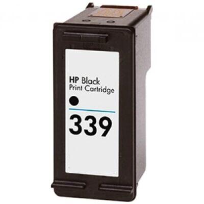 HP -hez Nr.339 (C8767E) utángyártott fekete tintapatron, ~860 oldal
