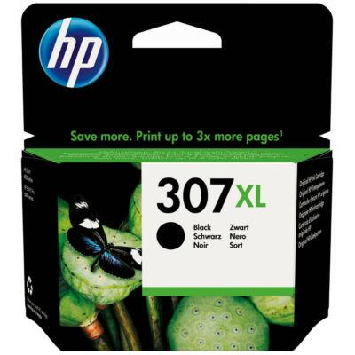 HP Nr.307XL (3YM64AE) eredeti fekete tintapatron, ~400 oldal