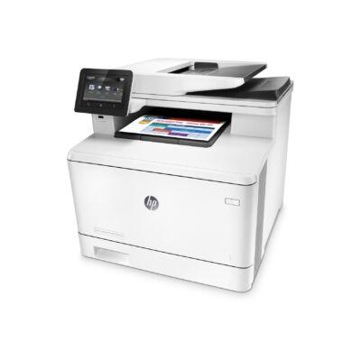 HP COLOR LASERJET PRO M377dw színes, hálózati, wifis, multifunkciós lézer nyomtató