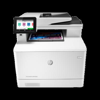 HP LaserJet Pro M479dw wi-fi-s multifunkciós színes lézer nyomtató
