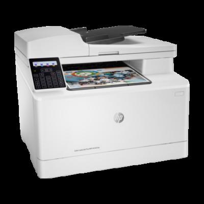 HP Color LaserJet Pro M181fw színes, wifis, hálózati, multifunkciós lézernyomtató