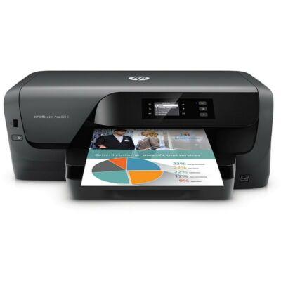 HP Officejet Pro 8210 wifis, hálózati tintasugaras nyomtató