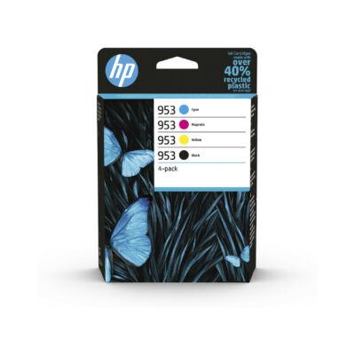 HP Nr.953 (6ZC69AE) eredeti 4 színű tintapatron multipakk
