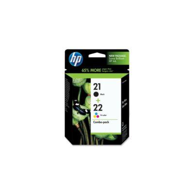 HP SD367AE eredeti tintapatron multipakk  Nr.21/22
