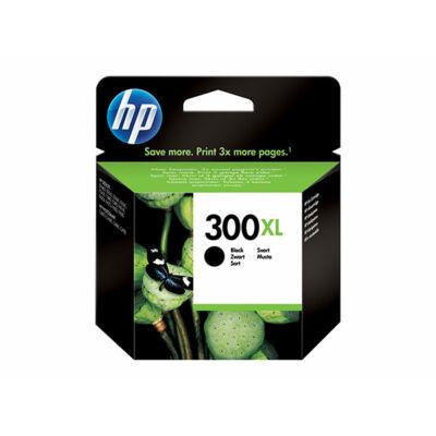 HP Nr.300XL (CC641EE) eredeti fekete tintapatron, ~600 oldal