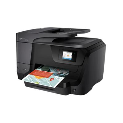 HP Officejet Pro 8715 All-in-One wifis, hálózati, multifunkciós, faxos tintasugaras nyomtató