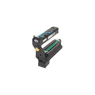 Utángyártott QMS 5430 BK fekete toner Minolta nyomtatókhoz (≈6000 oldal)