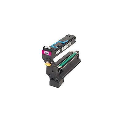 Utángyártott QMS 5430 M magenta toner Minolta nyomtatókhoz (≈6000 oldal)
