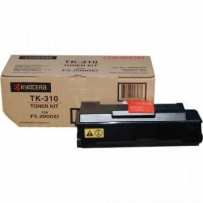 Kyocera TK310 fekete eredeti toner (≈12000 oldal)