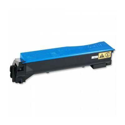 Utángyártott TK-550C cián toner Kyocera nyomtatókhoz (≈6000 oldal)