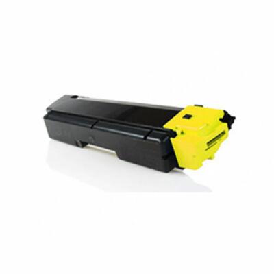 Utángyártott TK-580Y (sárga) toner Kyocera nyomtatókhoz (tk580) (≈2800 oldal)