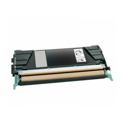 Utángyártott c524/c534/c522/c532/c530 Bk fekete toner Lexmark nyomtatókhoz (≈8000 oldal)