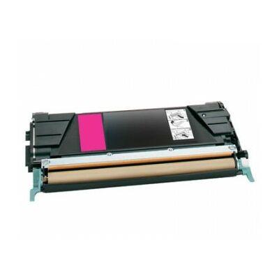 Utángyártott c524/c534/c522/c532/c530 M magenta toner Lexmark nyomtatókhoz (≈5000 oldal)