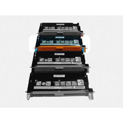 Utángyártott X560 C cián toner Lexmark nyomtatókhoz (X-560) (≈10000 oldal)