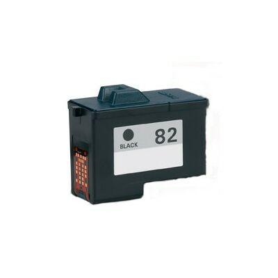 Lexmark -hoz Nr.82 (18L0032E) utángyártott fekete tintapatron, ~600 oldal