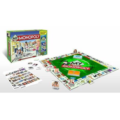 NYOMTATHATÓ My Monopoly társasjáték, Tedd egyedivé!