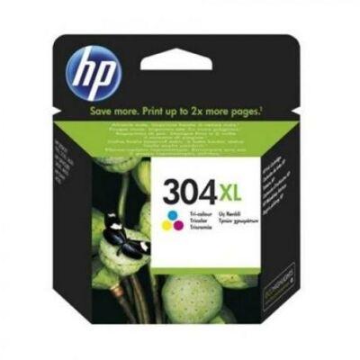 HP Nr.304XL (N9K07AE) eredeti színes tintapatron, ~300 oldal