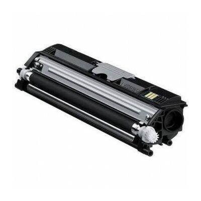 Utángyártott C110, C130, MC160 Bk fekete toner OKI nyomtatókhoz