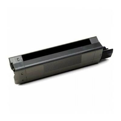 Utángyártott C3100/c3200 Bk fekete toner OKI nyomtatókhoz