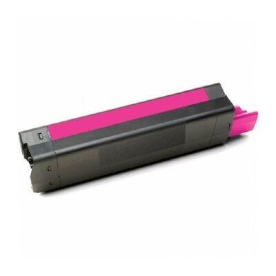 Utángyártott C3100/c3200 M magenta toner OKI nyomtatókhoz