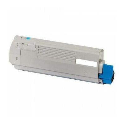 Utángyártott C5650, C5750 C cián toner OKI nyomtatókhoz