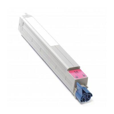 Utángyártott C9600, C9800 M magenta toner OKI nyomtatókhoz