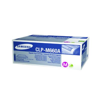 Samsung CLP610 magenta eredeti toner 2K (CLP-M660A/ST919A) (≈2000 oldal)