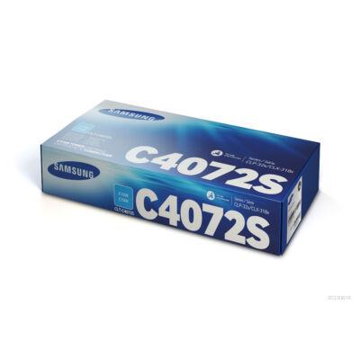 Samsung CLP320 cián eredeti toner 1K (CLT-C4072S/ST994A) (≈1000 oldal)