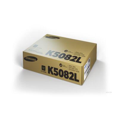 Samsung CLP620 fekete eredeti toner 5K (CLT-K5082L/SU188A) (≈5000 oldal)