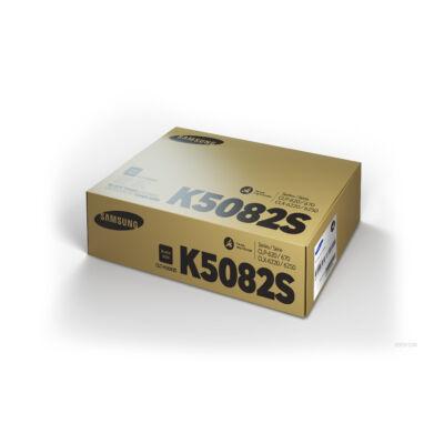 Samsung CLP620 fekete eredeti toner 2,5K (CLT-K5082S/SU189A) (≈2500 oldal)