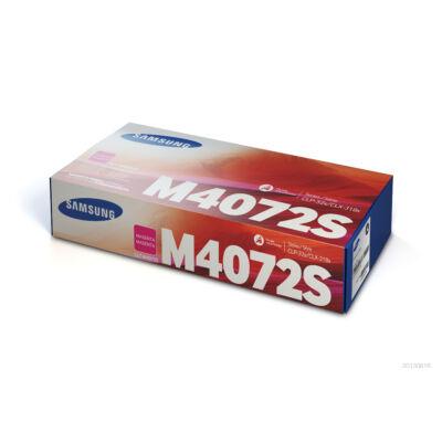 Samsung CLP320 magenta eredeti toner 1K (CLT-M4072S/SU262A) (≈1000 oldal)