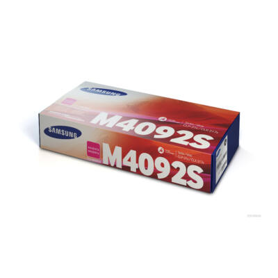 Samsung CLP310 magenta eredeti toner 1K (CLT-M4092S/SU272A) (≈1000 oldal, CLP315)