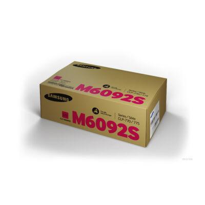 Samsung CLP770 magenta eredeti toner (CLT-M6092S/SU348A) (≈7000 oldal)