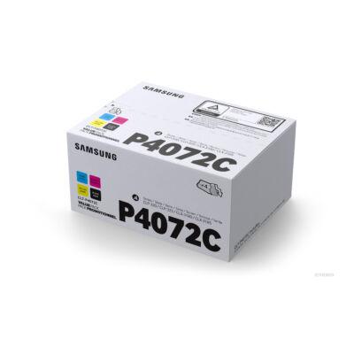Samsung CLP320 eredeti toner garnitúra (CLT-P4072C/SU382A) (≈4500 oldal)