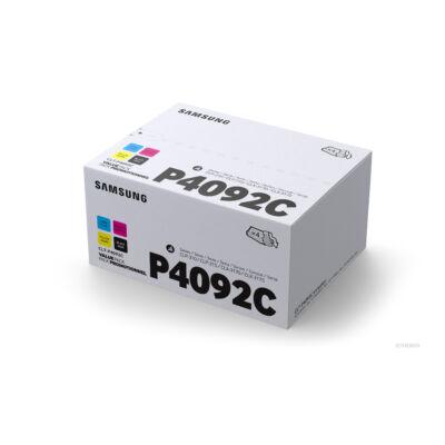 Samsung CLP310 eredeti toner garnitúra (CLT-P4092C/SU392A) (≈4500 oldal)
