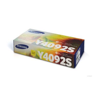 Samsung CLP310 sárga eredeti toner 1K (CLT-Y4092S/SU482A) (≈1000 oldal, CLP315)