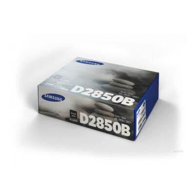 Samsung ML2850 fekete eredeti toner 5K (ML-D2850B/SU654A) (≈5000 oldal)