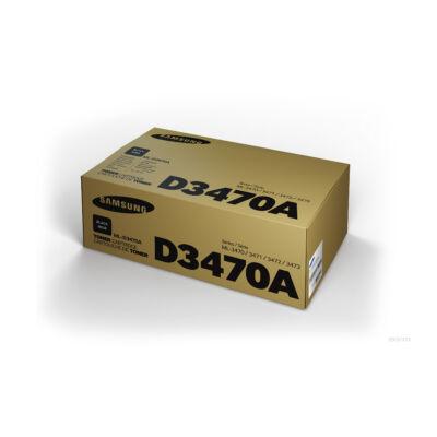 Samsung ML3470 fekete eredeti toner 4K (ML-D3470A/SU665A) (≈4000 oldal)