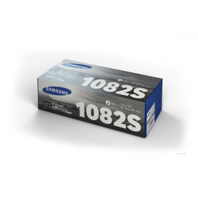 Samsung ML1640 fekete eredeti toner 1,5K (MLT-D1082S/SU781A) (≈1500 oldal)