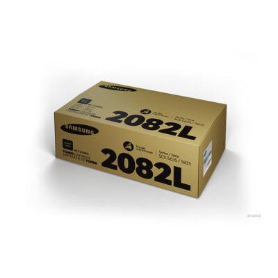 Samsung SCX5835 fekete eredeti toner 10K (MLT-D2082L/SU986A) (≈10000 oldal)