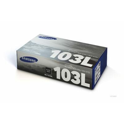 Samsung ML2950 fekete eredeti toner 2,5K (MLT-D103L/SU716A) (≈2500 oldal)