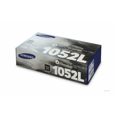 Samsung ML1910 fekete eredeti toner 2,5K (MLT-D1052L/SU758A) (≈2500 oldal)