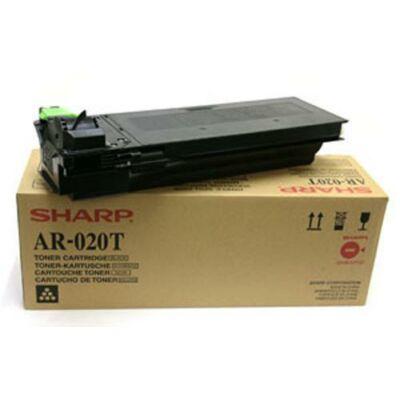 Sharp AR020T fekete eredeti toner 16K (≈16000 oldal)
