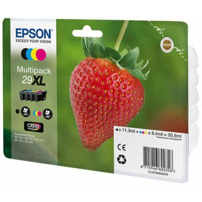Epson T2996 (Nr.29XL) eredeti tintapatron multipakk (~1820 oldal*)