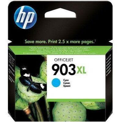 HP Nr.903XL (T6M03AE) eredeti cián tintapatron, ~825 oldal