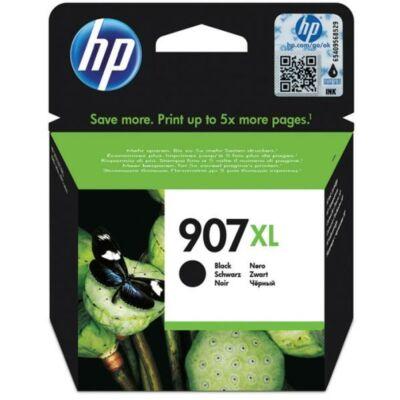 HP Nr.907XL (T6M19AE) eredeti fekete tintapatron, ~1500 oldal