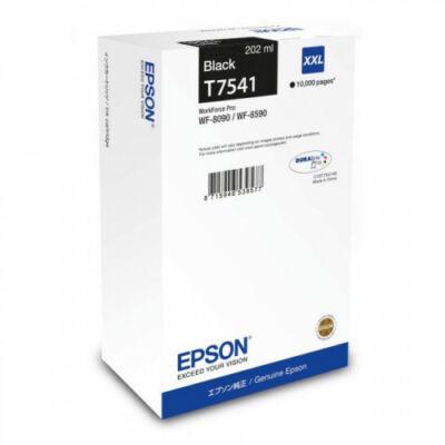 Epson T7541 eredeti fekete tintapatron, ~10000 oldal