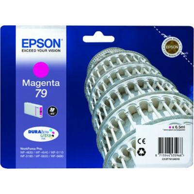 Epson T7913 magenta eredeti tintapatron 0.8K (≈800oldal)